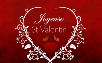 Soirée Saint-Valentin le 15 février